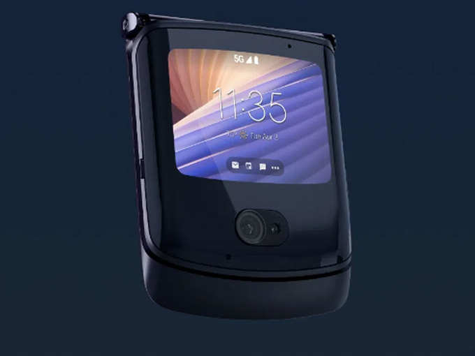Motorola launches new 5G foldable Razr