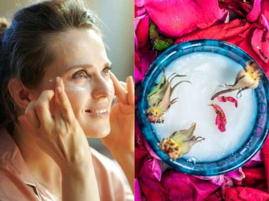 how to make rice anti aging body cream or moisturizer and its benefits for the skin