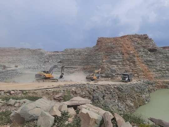mirzapur mining