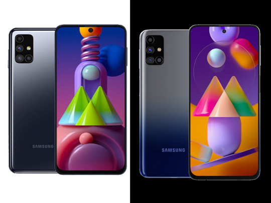 Samsung Galaxy M51 vs M31s
