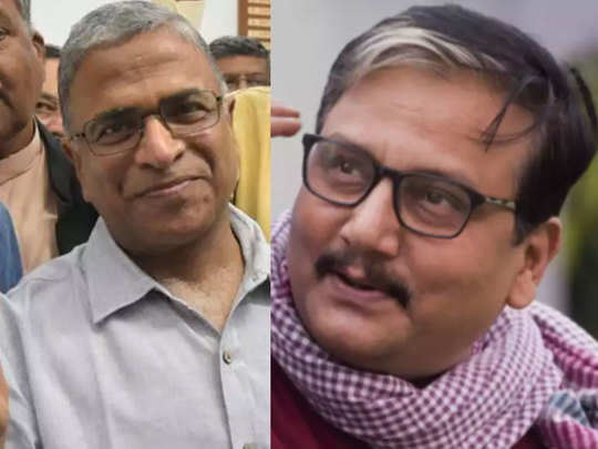 harivansh narayan singh vs manoj jha: rajya sabha deputy chairman election jdu vs rjd ahead bihar elections