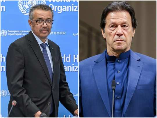 WHO Imran Khan