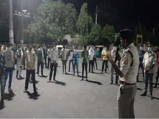 agra police
