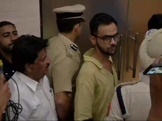 umar khalid profile former jnu student arrested in delhi riots case