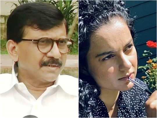 Sanjay-Raut-vs-Kangana-Ranaut