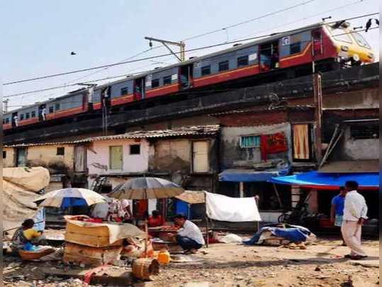 Railway-Jhuggi