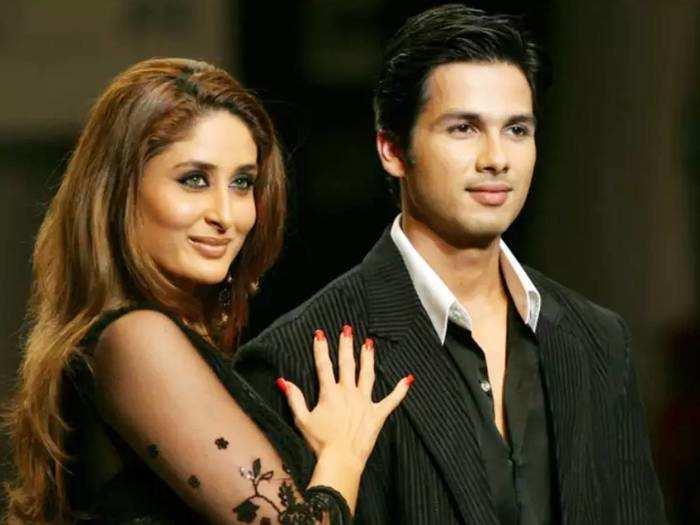 shahid kapoor openly dissed her ex kareena kapoor khan