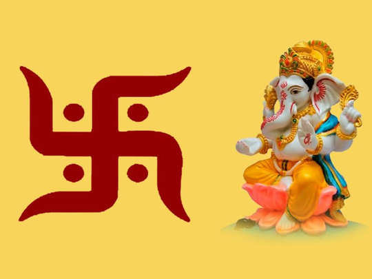 know about vastu tips for swastik symbol and how does the swastika represent lord ganesha