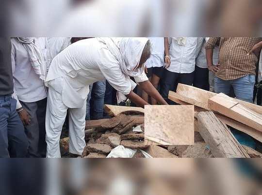 dholpur news snake