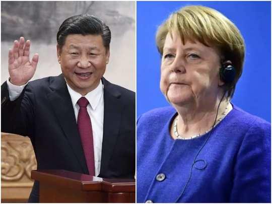Xi jinping EU