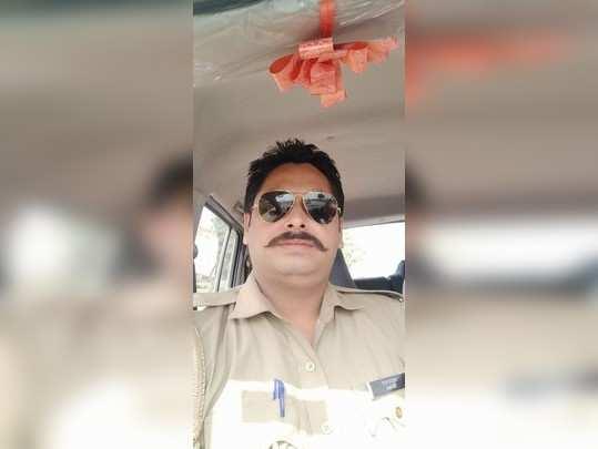 Noida news: कोतवाली के बाथरूम में मिला सस्पेंड चल रहे सिपाही का शव
