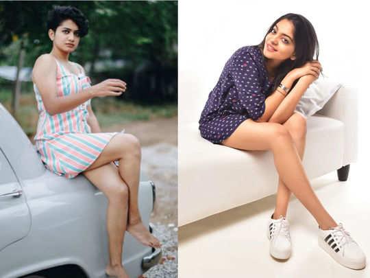 Ahaana And Anarkali Marikar