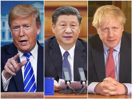 US UK China