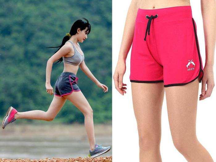 Shorts For Workout : जिम और रनिंग के लिए बेस्ट हैं ये Womens Sports Shorts, स्किन को भी नहीं होगा नुकसान