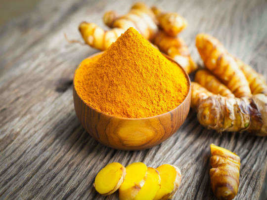 benefits and side effects of turmeric for a small babies in marathi