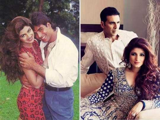 akshay kumar and shilpa shetty love and breakup story in marathi