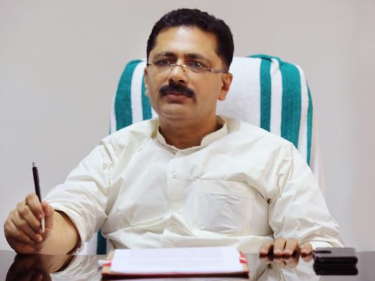 Higher education minister KT Jaleel