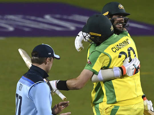england vs australia 3rd odi at manchester match highlights and stats
