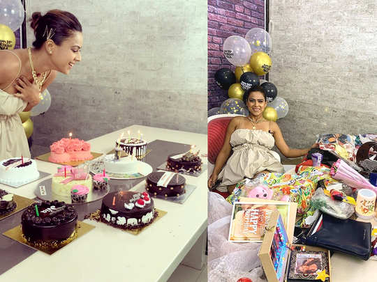nia sharma birthday celebration videos and pictures gone viral on instagram