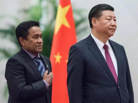 Maldives in china debt trap
