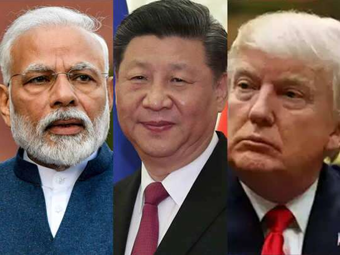 us china india