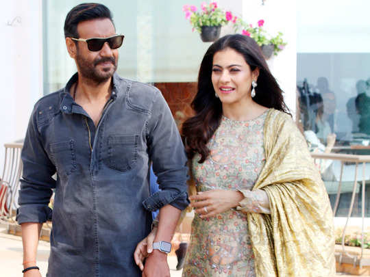 kajol and ajay devgn decided to live separately for their daughter sake know why it was not a easy decision
