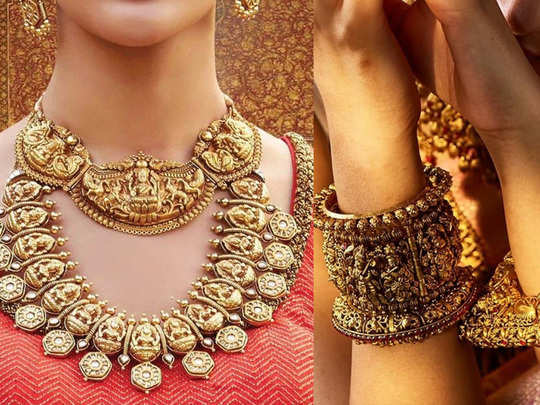gold price today: gold rate falls 608 rupees and silver dips 1214 rupees