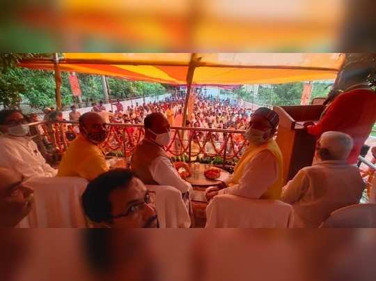रघुवर दास बोले- बिहार में सरकार बनते ही महागठबंधन बंद कर देगा NDA की सभी योजनाएं, ऐसा झारखंड में हुआ