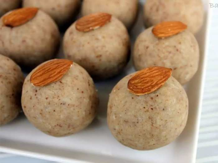 benefits and recipe of dry fruits ladoo in marathi