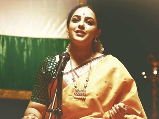 Nithya Menon New look