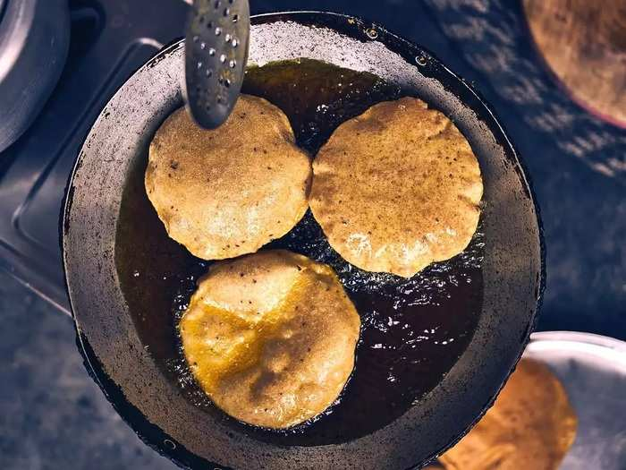 how to get more iron for health from traditional method of cooking in Marathi