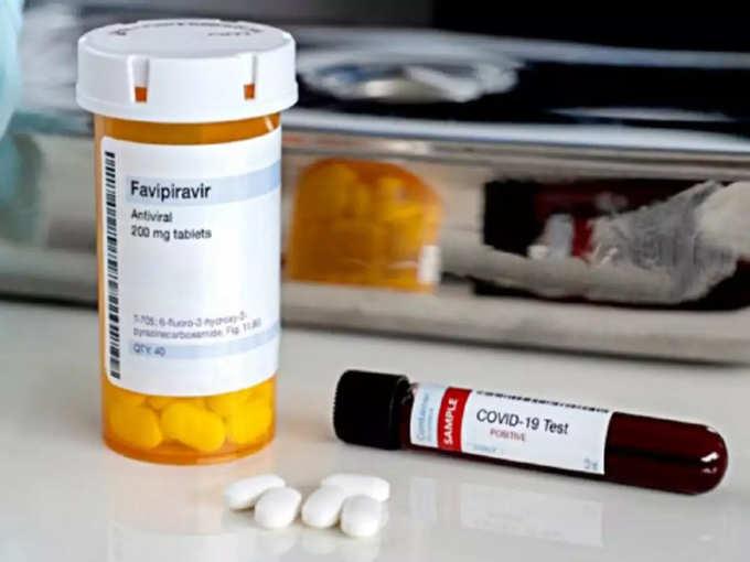 Favipiravir पर आधारित है Coronavir