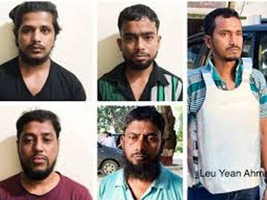 nia busts pak sponsored al qaida module terrorists arrested from west bengal and kerala
