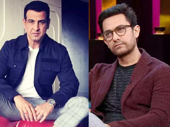 ronit roy worked as aamir khan bodyguard for 2 years reveals how he changed his life and open new windows for him