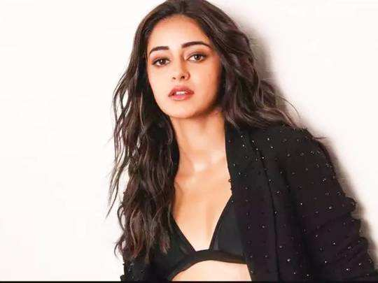 ananya pandey trolled for her dress choice