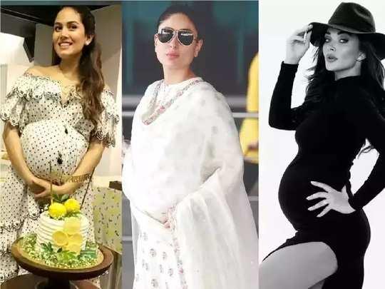 kareena kapoor ate lot of butter or ghee in her pregnancy in marathi