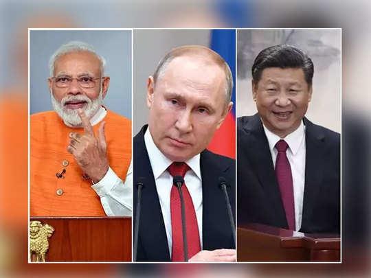 Russia mediating India China Dispute