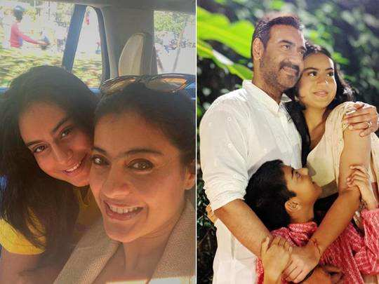 kajol ajay devgn advice to their daughter nysa devgan and indian parents funny talks