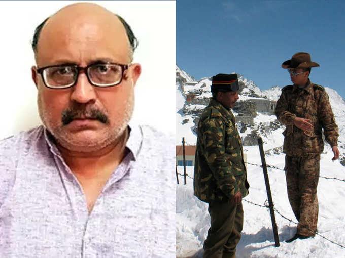 राजीव शर्मा का ग्लोबल टाइम्स में लेख