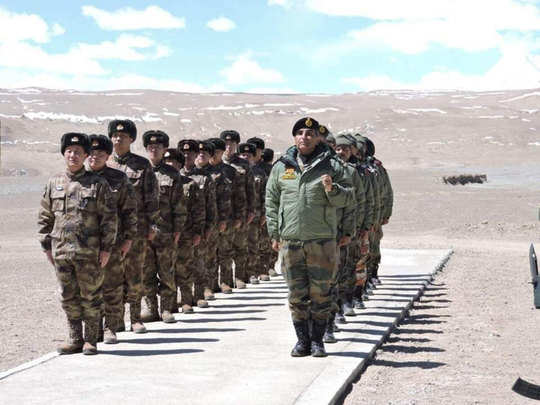 ladakh family proud their sons deployed at indo china border fighting for country