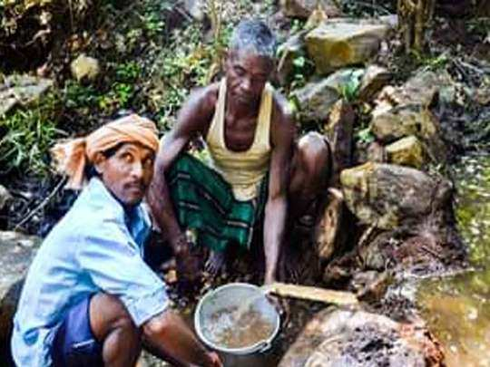 finding the springs is quenching the thirst of drought-prone kalahandi