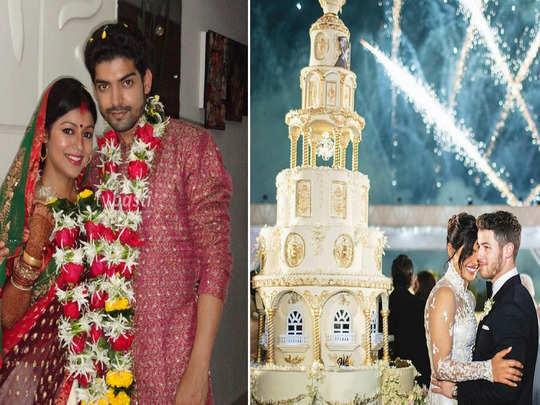 from priyanka chopra to debina bonnerjee and deepika padukone actresses who married their husband twice look at their bridal looks