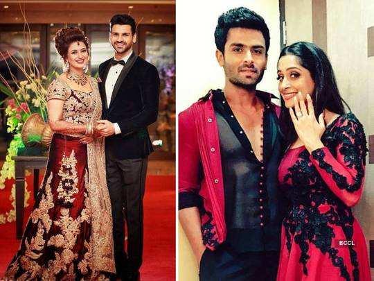 divyanka tripathi-vivek dahiya-dipika kakar-shoaib abrahim real life tv couples