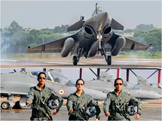 rafale jets to get first woman fighter pilot at ambala air base