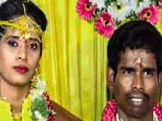 करोनामुळे संसार उद्ध्वस्त, १० महिन्यांपूर्वी लग्न झालं होतं; पती-पत्नीनं केली आत्महत्या