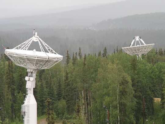 satellite station