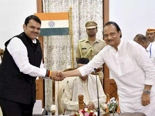 पहाटेच्या शपथविधीने महाराष्ट्रात घडला होता राजकीय भूकंप