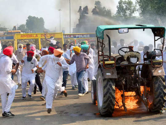 why farmers are protesting against kisan bill 2020