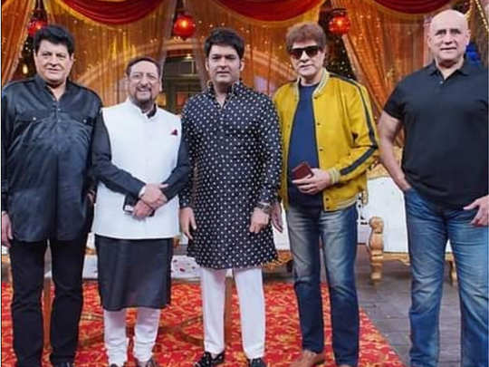 br chopra mahabharat cast grace the kapil sharma show fans weird funny questions watch photos
