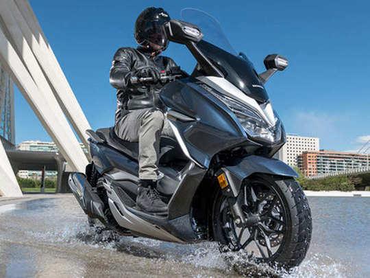 honda forza 750 scooter